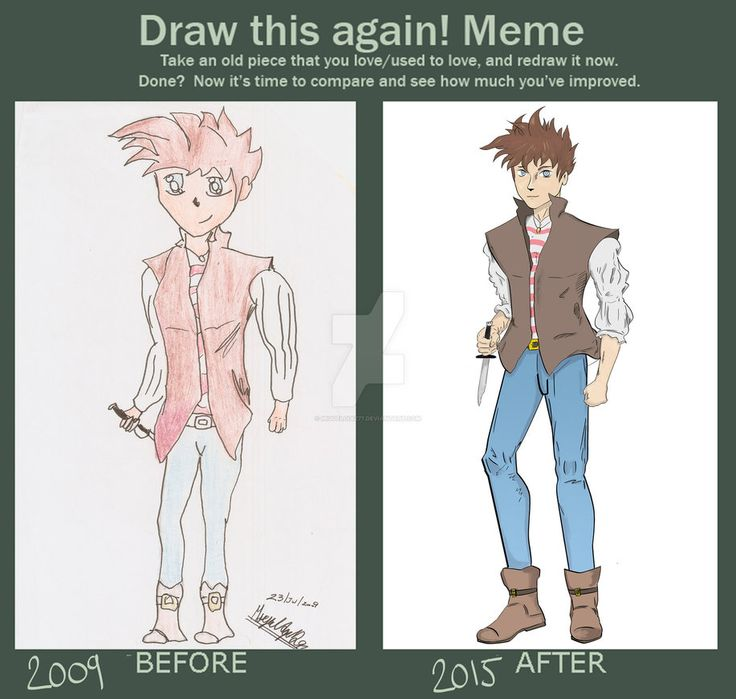 Meme Before And After by migueldiaz77 on DeviantArt