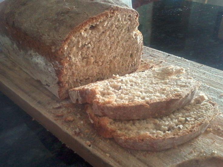 Receita de Pão de centeio. Enviada por Glaudia e demora apenas 240 minutos.