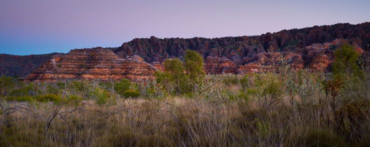 Copyright 2016, Natalie Uscinas. These are the beehive dome formations at Purnululu National Park. Western Australia.