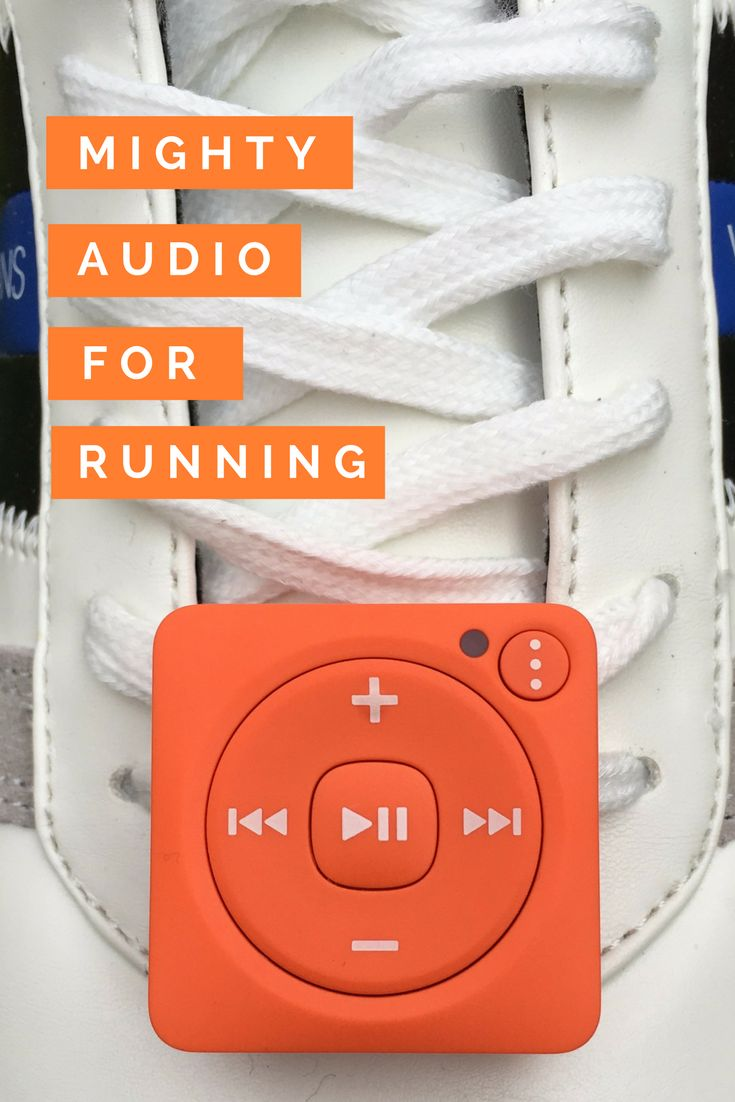 Mighty for Running - The Mighty Audio allows you to take Spotify with you on a run or to the gym without a bulky Phone - Check out what we thought of it!