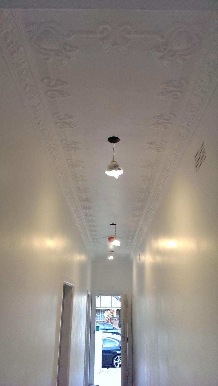 hallway seeing the light
