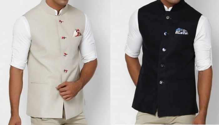 5 Ways to Style the Nehru Jacket for the Indian Groom ! #nehrujacket #wedmegood