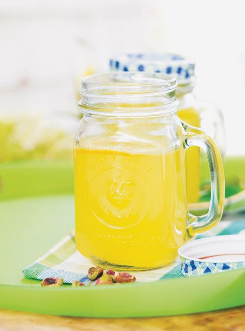 Orangette (Limonade à l'orange) Recettes | Ricardo - Délicieuse et très rafraîchissante | Delicious and refreshing | Recipe also available in English on Ricardo's website
