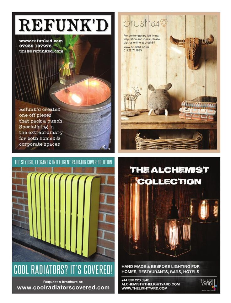 Page 38 | Warehouse Home Issue Two #ClippedOnIssuu from Warehouse home Issue Two