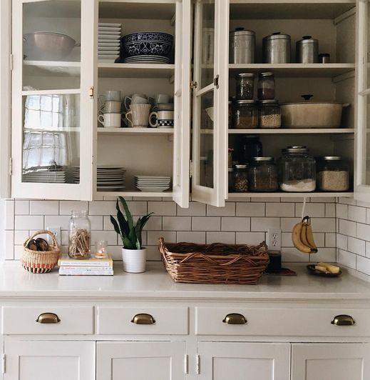 Mama Watters' kitchen