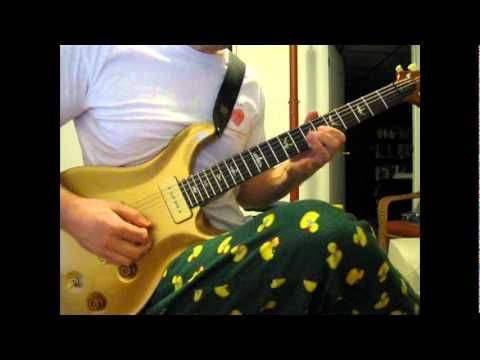 MH - Metallica - Dyers Eve Fastest Solo Lead Guitar Cover
