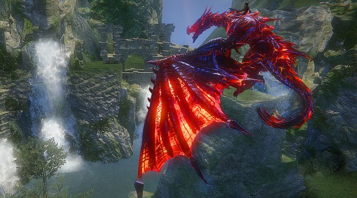 We Rode A Dragon in Riders of Icarus, and We Want More - http://gamerant.com/?p=303678