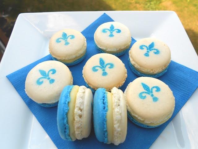 MiniCuisine - Macarons pour la Saint-Jean-Baptiste