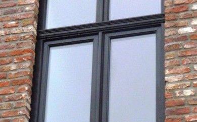 Portfolio - Camba Ramen - PVC raam zwart
