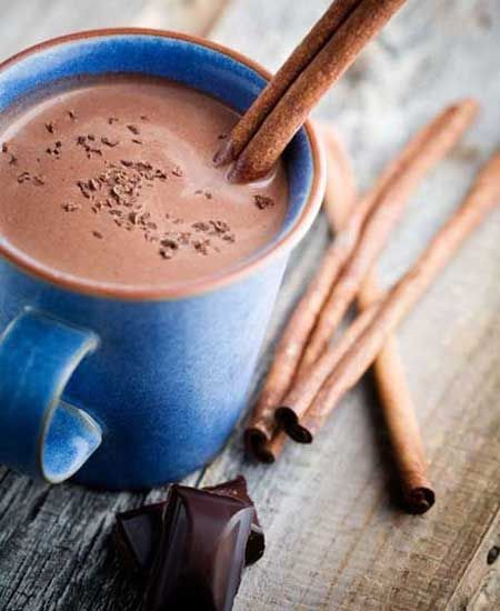 Hot Chocolate, San Francisco Style A trip to Ghiardelli Square reveals the secret to sumptuous cocoa.