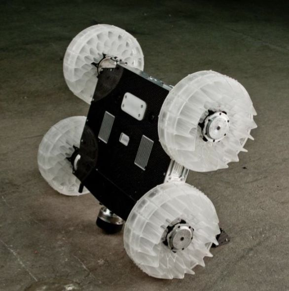 Sand Flea Robot (yes, it jumps)