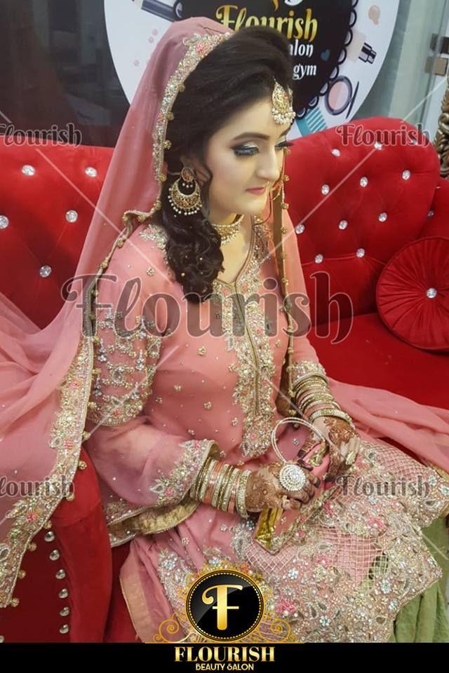 Pin by Flourish Beauty Salon on Bridal Makeup Bridal