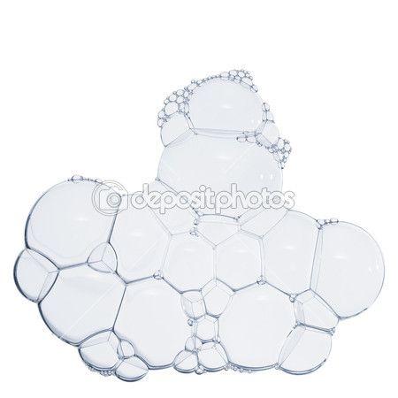 Мыльные пузыри — Стоковое изображение #18181161