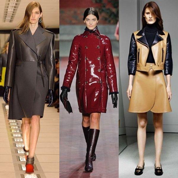 Модные зимние куртки для подростков 2014