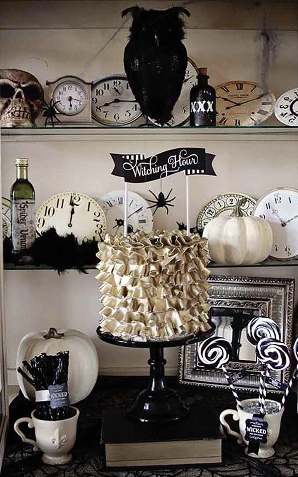 432 best Halloween images on Pinterest Halloween decorations - classy halloween decor