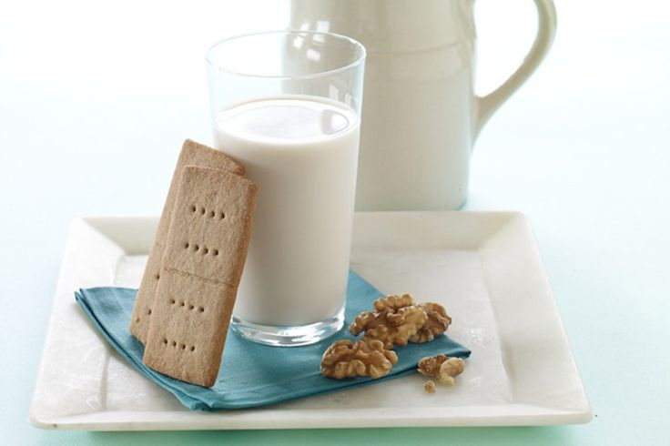 Walnut Milk  1 cup walnut halves, rinsed (about 4 ounces)  3 cups water, plus more for soaking the walnuts  1 tablespoon honey or agave nectar  1 teaspoon pure vanilla extract  Pinch of kosher salt  Strain through a coffee filter, can store in fridge up to 5 days