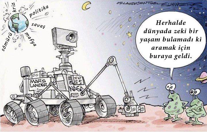 uzay karikatürleri ile ilgili görsel sonucu