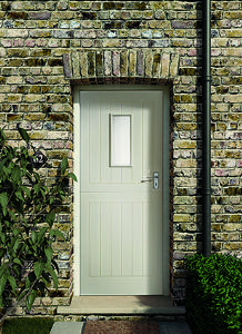1 Pane Stable External Door | Hardwood stable door | External wooden door | Cottage style door