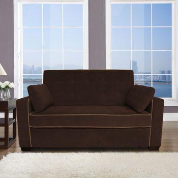 Newport Fabric Sofa Convertible Bed guest room