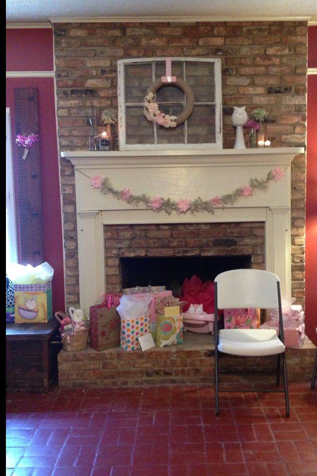 8 Best Images About Fireplace Mantel Decor On Pinterest