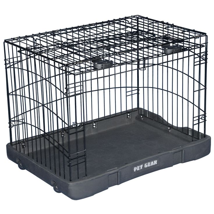 Kong  Door Dog Crate Intermediate