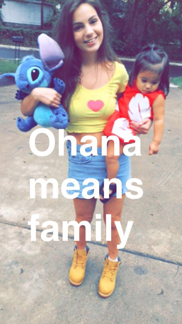 Lilo and stitch costume #disneycostume add me on snapchat! :jennykwhite