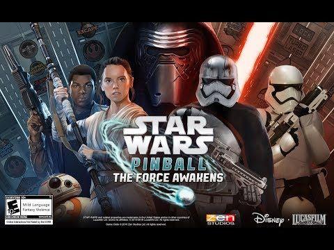 Kenraali Pelaa - Pinball FX 2 Tähtien sota aiheisia tauluja.