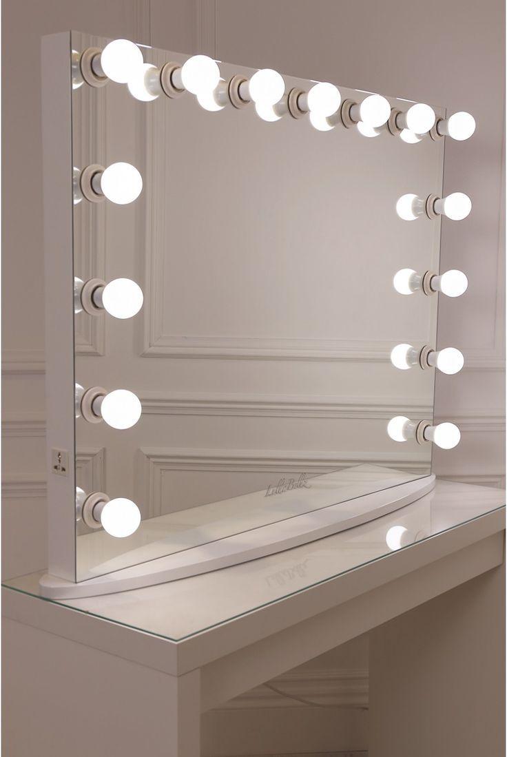 Diy Hollywood Vanity Mirror With Lights Diy Hollywood Vanity