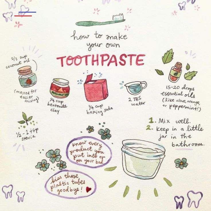 Moglicherweise Mussen Sie Es Erneut Mit Der Diy Zahnpasta