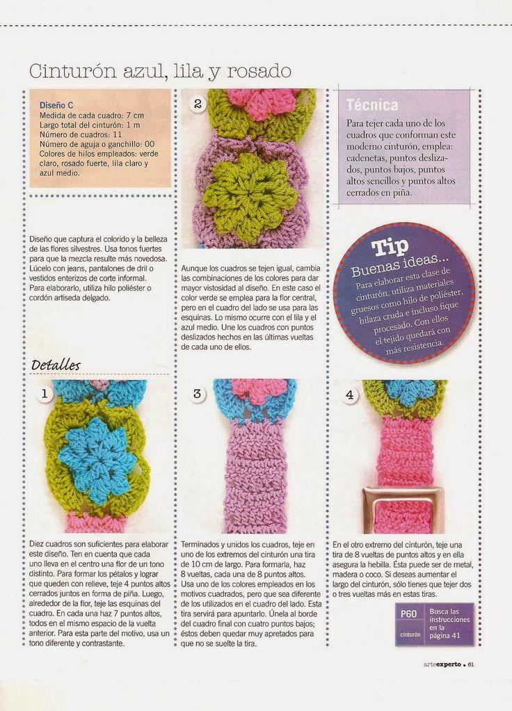 Mejores 9 imágenes de correas en Pinterest   Abalorios, Collar ...