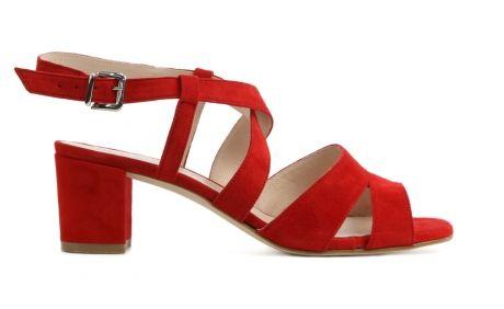 Rode Mace Sandalen | 6820