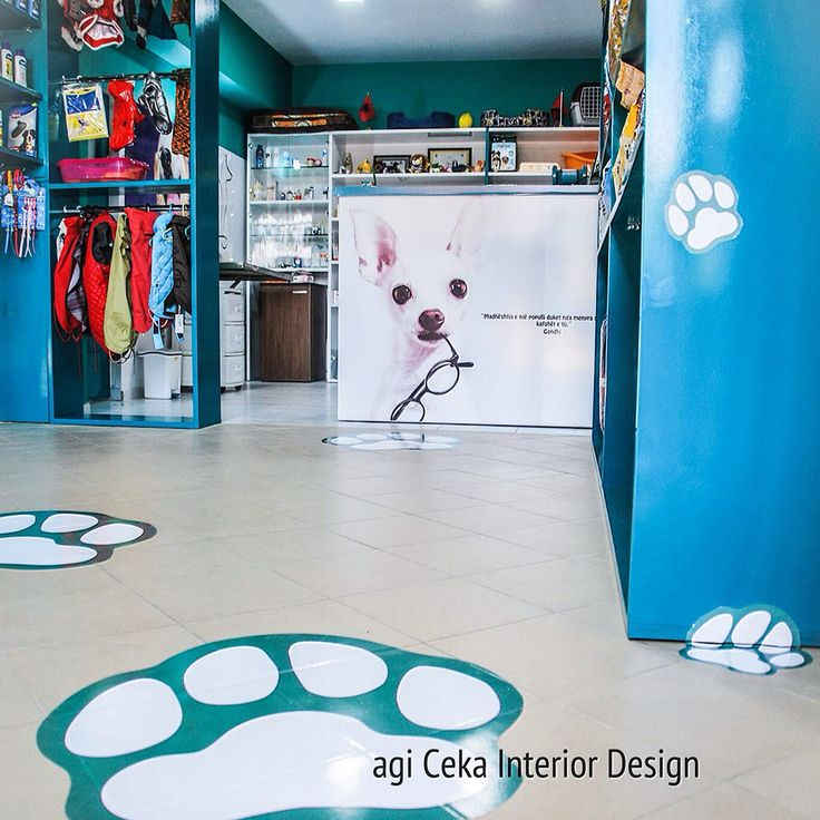Clinica Veterinaria Veterinaria, Decoracion veterinaria