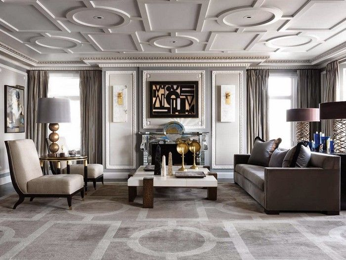 jean louis deniot the designer of modern french interiors this serene living room. beautiful ideas. Home Design Ideas