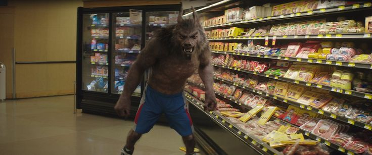 Werewolf from Goosebumps (2015) - IMDb I love werewolves!