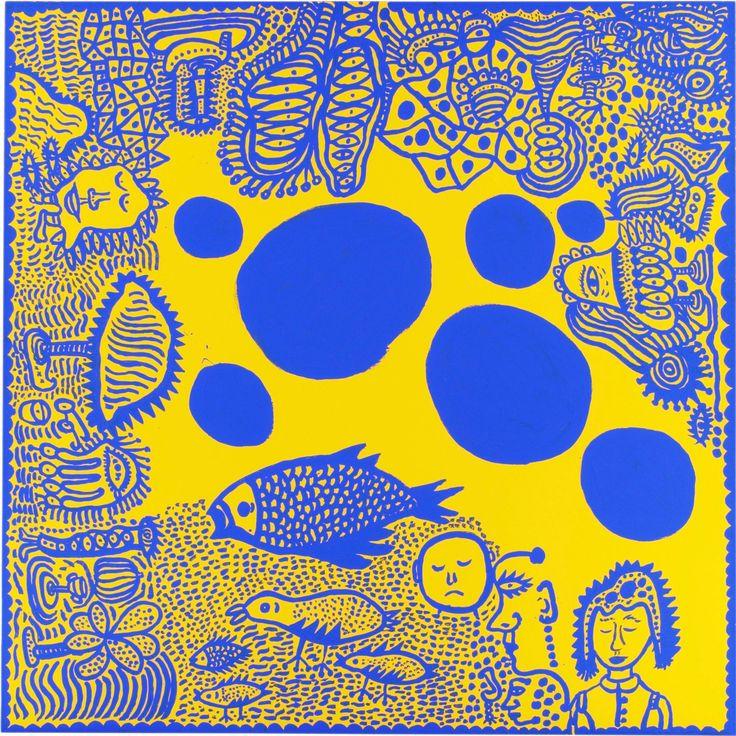 Yayoi Kusamas (f. 1929) säregna konstnärskap har fascinerat publiken i mer än sex årtionden. Som få andra konstnärer rör hon sig tveklöst mellan måleri och skulptur, mellan konst och design och mellan öst och väst. Nu visar Moderna Museet och ArkDes en retrospektiv utställning av hennes livsverk, från tidiga naturstudier till installationer där tid och rum upphävs.