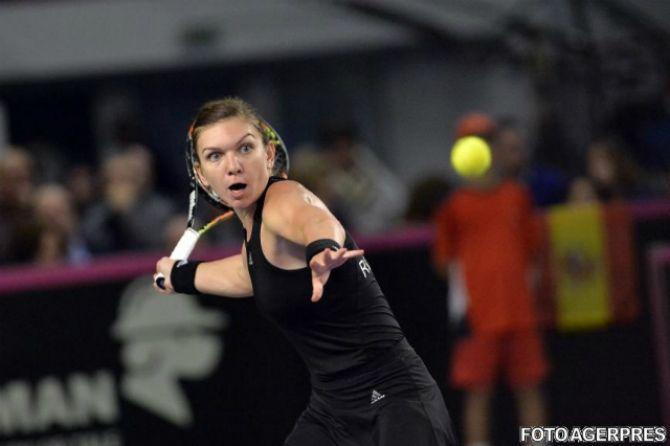 INDIAN WELLS: SIMONA HALEP cade de pe LOCUL 3 WTA dacă se retrage | DC News | De ce se intampla