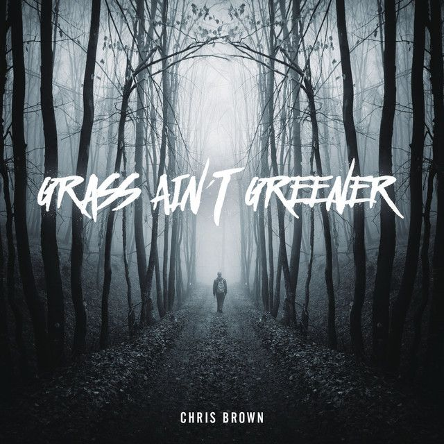 """""""Grass Ain't Greener"""" by Chris Brown #Music"""