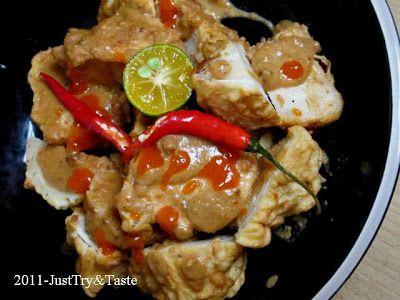 Membuat Batagor: Bakso Tahu Goreng | Just Try & Taste