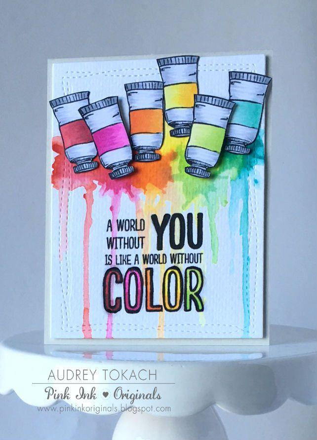 Färbe meine Welt