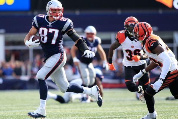 Fantasy Football injury update: New England Patriots TE Rob Gronkowski misses another practice