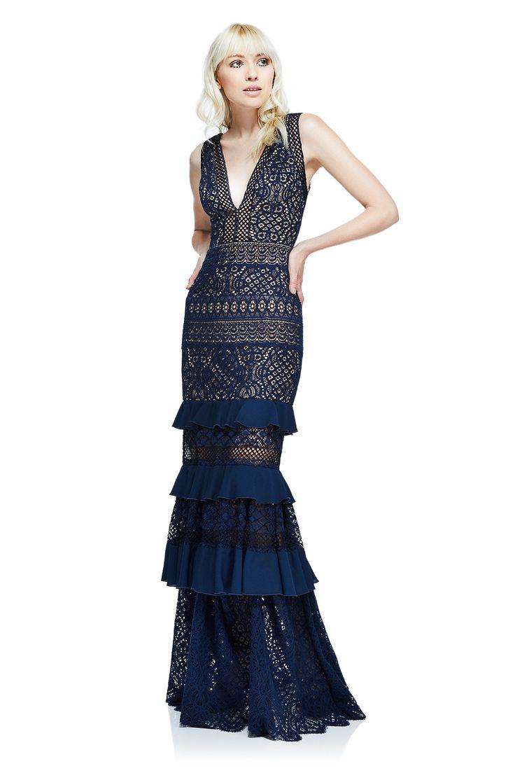 AVF17429L Sukienka okazjonalna  #maxidress #londgress #newyearseve