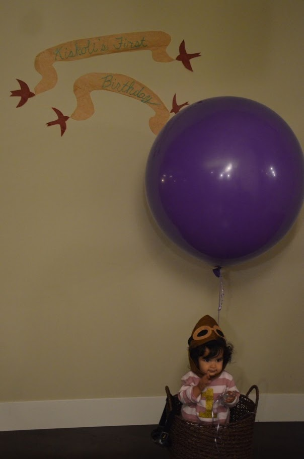 Hot Air Balloon Photo Booth Party Ideas Pinterest