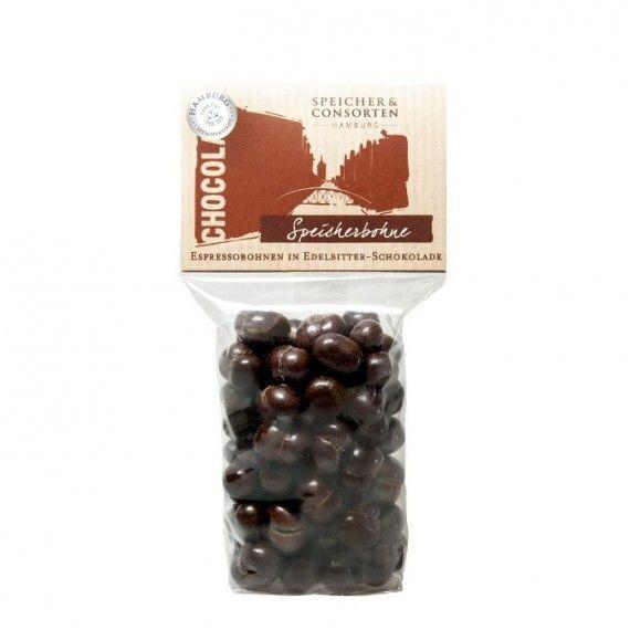 speicherbohne_espressobohnen mit Schokolade_Speicher und consorten