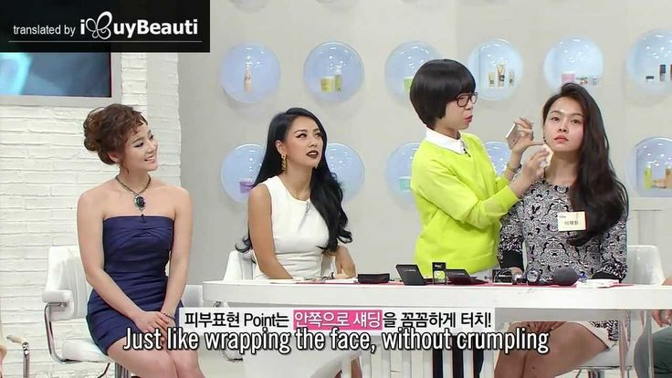 [Eng Sub] Get It Beauty - Hyorish (3/3) BAD GIRLS Make Up