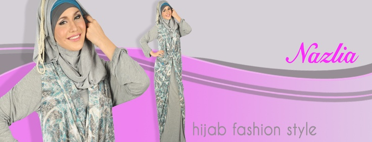 Baju Muslim   Rancangan Nazlia Intani ~ Reseller Welcome - Butik Baju Muslim Online ~ Nazlia.Com