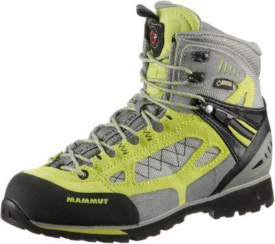 #Mammut Ridge High GTX Wanderschuhe Damen grün/grau #Damen, #Schuhe, #Wanderschuhe,      #Modeonlinemarkt.de