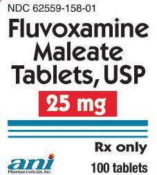 Fluvoxamine (Luvox) For Ocd
