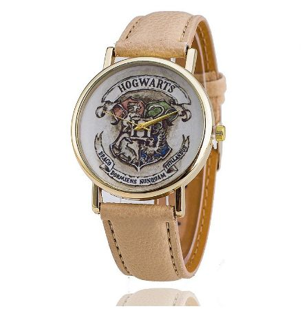 17865c8e4ef2 Free hogwarts leather wrist watch in 2019