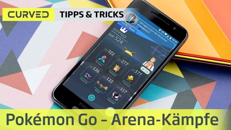 cool Pokémon GO Arena-Kämpfe: Tipps und Tricks für mehr Siege   deutsch Check more at http://gadgetsnetworks.com/pokemon-go-arena-kampfe-tipps-und-tricks-fur-mehr-siege-deutsch/