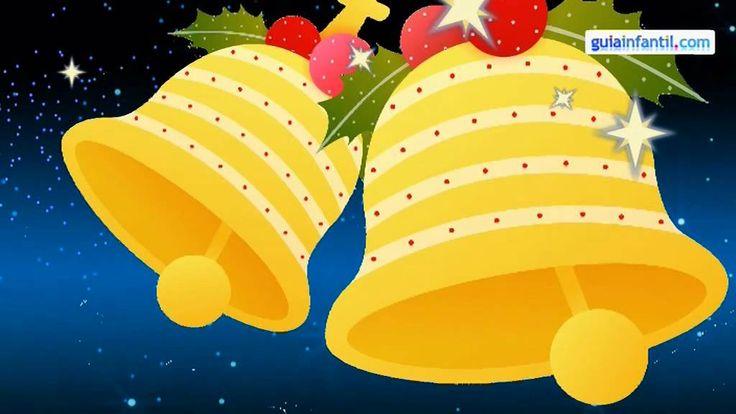 Campana sobre campana, y sobre campana una.. villancico para felicitar las fiestas, es una de las canciones tradicionales navideñas favoritas de los niños. L...
